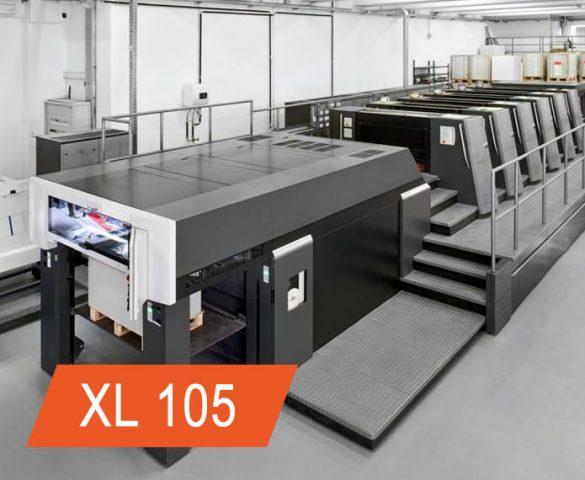 manutenção heidelberg xl105