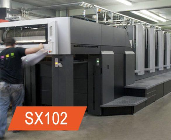 sx102 heidelberg manutencao tecnica